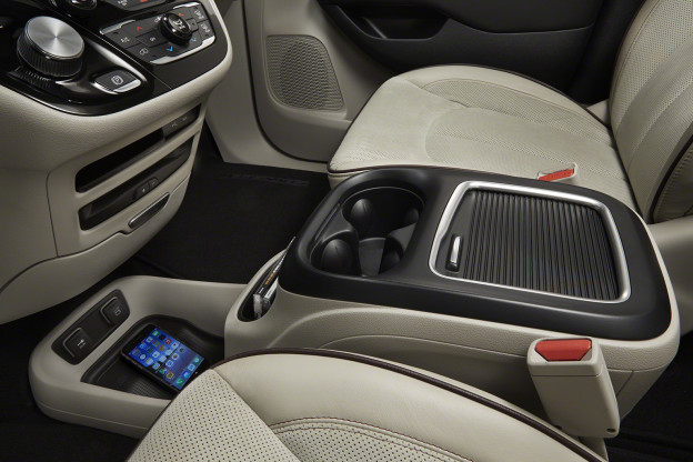 Pacifica Hybrid Forum >> New Fancy Options On The Chrysler Pacifica Hybrid Chrysler