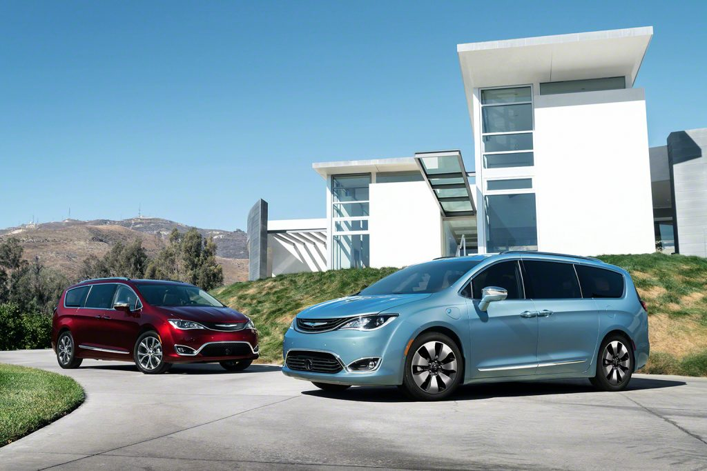 2017 chrysler pacifica hybrid forum
