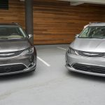 Pacifica Hybrid gets EPA rated 33 miles EV range